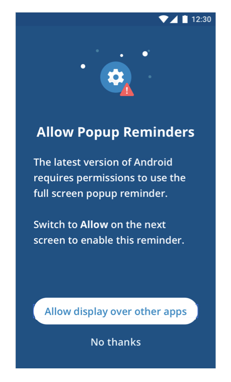Android 10 and Above: You'll See an Important Screen